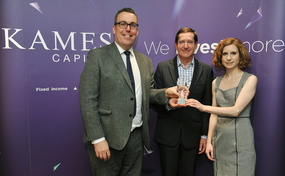 Professional Pensions scoops two awards