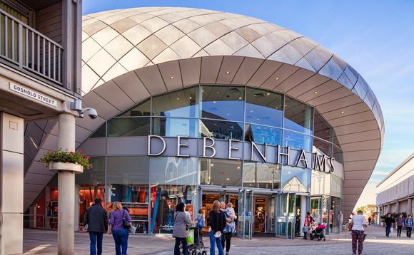 Debenhams said the administration would be 'light touch'