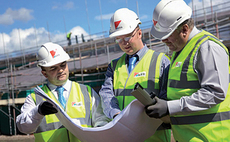 AE 'failing construction workers' as just one in four in a workplace scheme