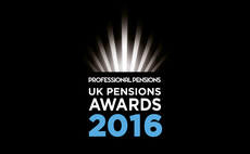 Pensions Personality of the Year 2016 - long list announced