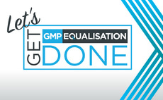 Industry Voice: Let's get GMP equalisation done