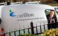 Carillion pension schemes 'had £2.6bn buyout deficit' on collapse