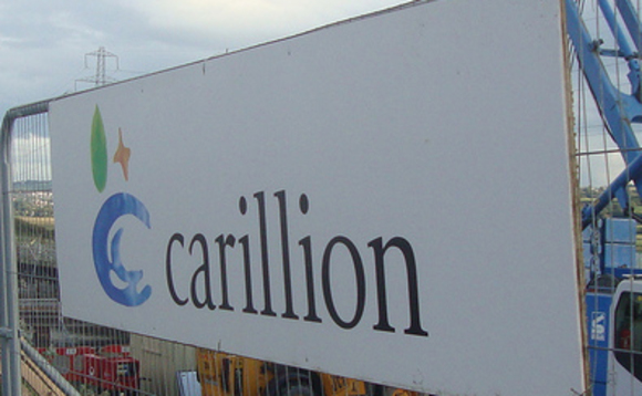Carillion blocked trustee requests for negative pledge undertakings and formal support structures