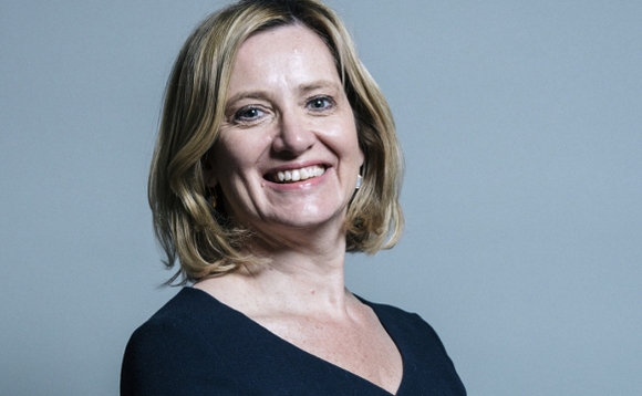 Amber Rudd to remain work and pensions secretary