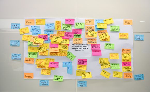 Panellists suggested a vast number of ideas on how to improve the meetings
