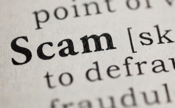 5,884 investment scam reports were received by the FCA call centre over the course of last year