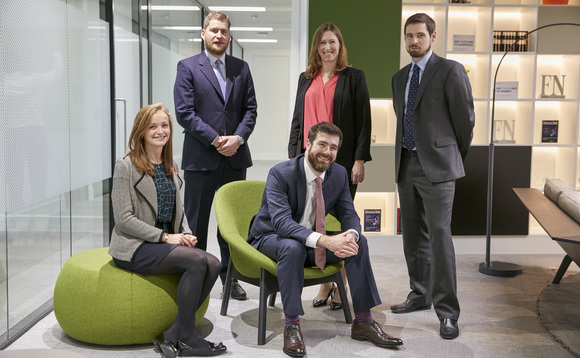Lincoln Pensions expands team with five hires