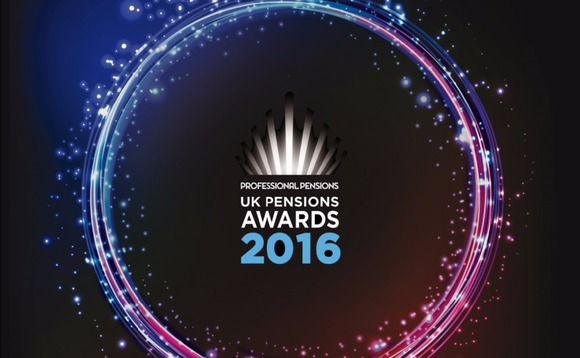 UK Pensions Awards 2016 Winners' Supplement