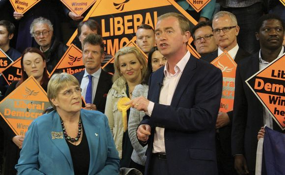 Tim Farron's party wants a single rate of tax relief