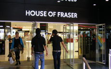 House of Fraser and TPR discuss scheme's future after restructure plans