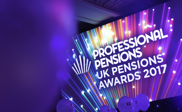 UK Pensions Awards 2017 - The Winners