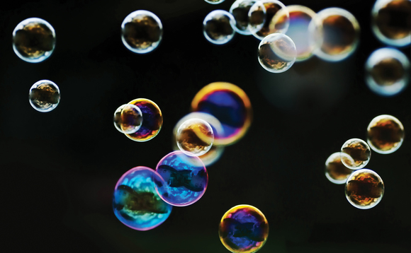 Bond bubble fears ease following uptick in Q4 2015