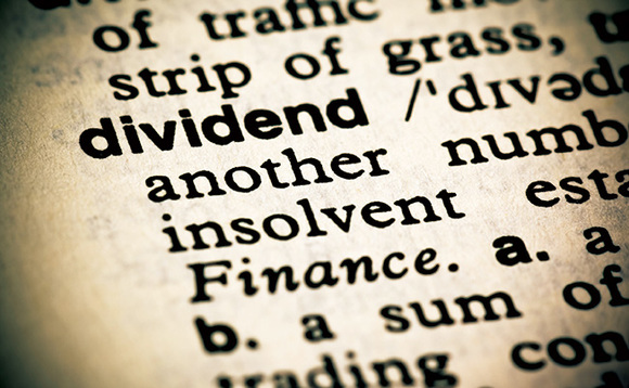Dividend payments nearly hit £100bn