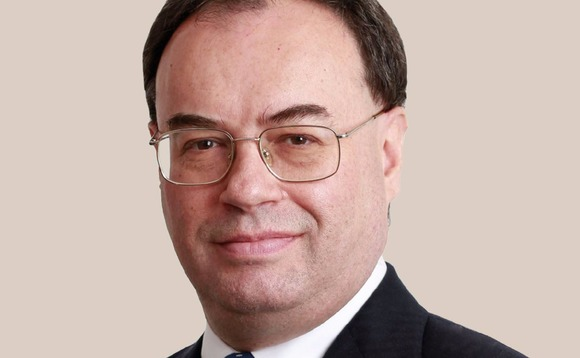 FCA's Andrew Bailey talks fund fees