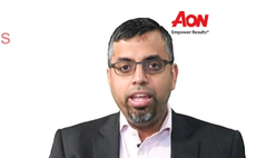 Jamil Merali, Member Options Specialist at Aon.
