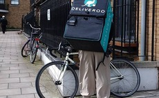 Deliveroo 'riders' denied pension rights