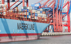 Maersk agrees £1.1bn buy-in with L&G