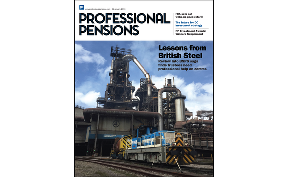 Latest issue - 31 January 2019