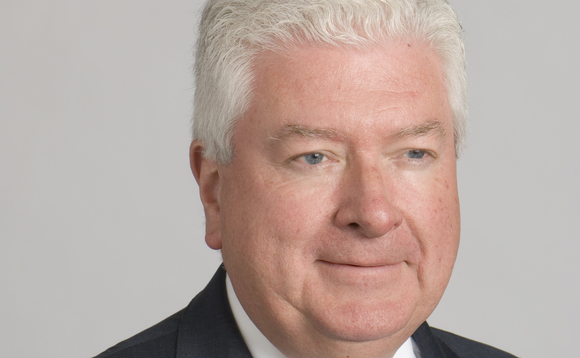 Nigel Waterson has stepped down after seven years as trustee chairman