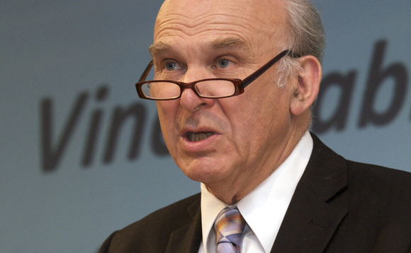 Sir Vince Cable's party want to distribute wealth 'more fairly'